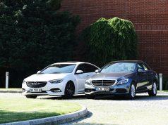 Opel Insignia ve Mercedes C Serisi karşılaştırma