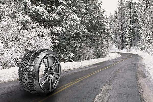 Kış lastiği kullanım oranı gün geçtikçe artıyor
