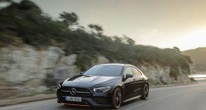 2019 Mercedes CLA