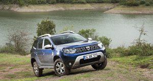 Dacia Duster 4x4 test