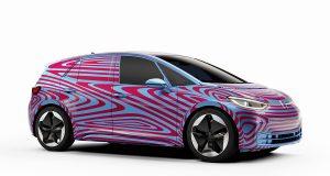 Elektrikli Volkswagen ID3