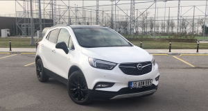 Opel Mokka X Black Edition