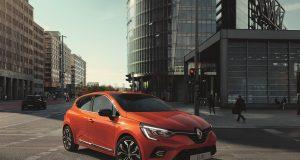 Renault Clio çarpışma testi