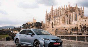 Toyota Corolla Hibrit testi