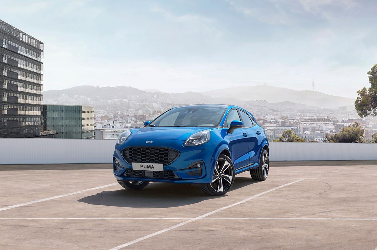 Ford Puma 2020 yılında yollardaki yerini alacak