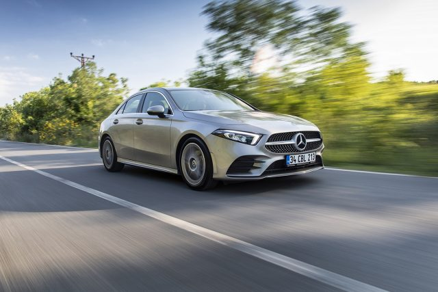 Mercedes A Sedan fiyatı