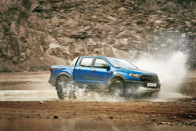 Yenilenen Ford Ranger