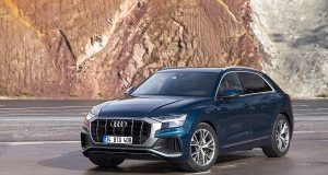 Audi Q8 test
