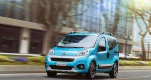 Fiat Fiorino teknoloji paketi
