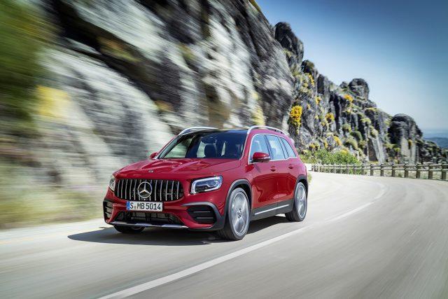 Mercedes Frankfurt Otomobil Fuarı 2019