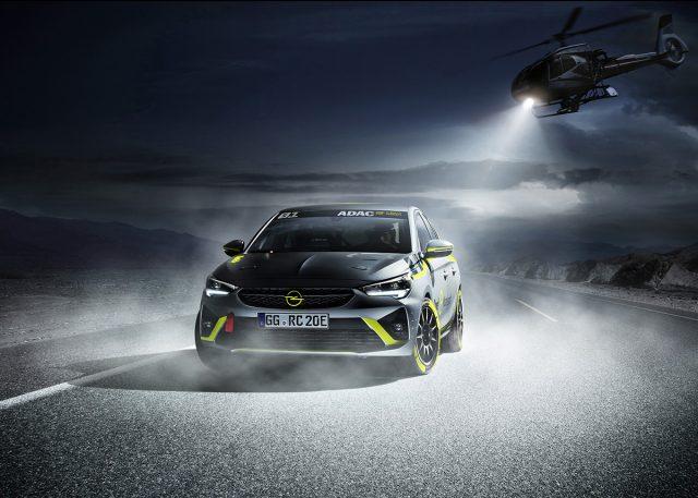 Opel Corsa elektrikli