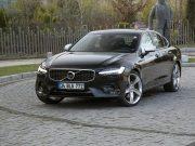 Volvo S90 T6 Test