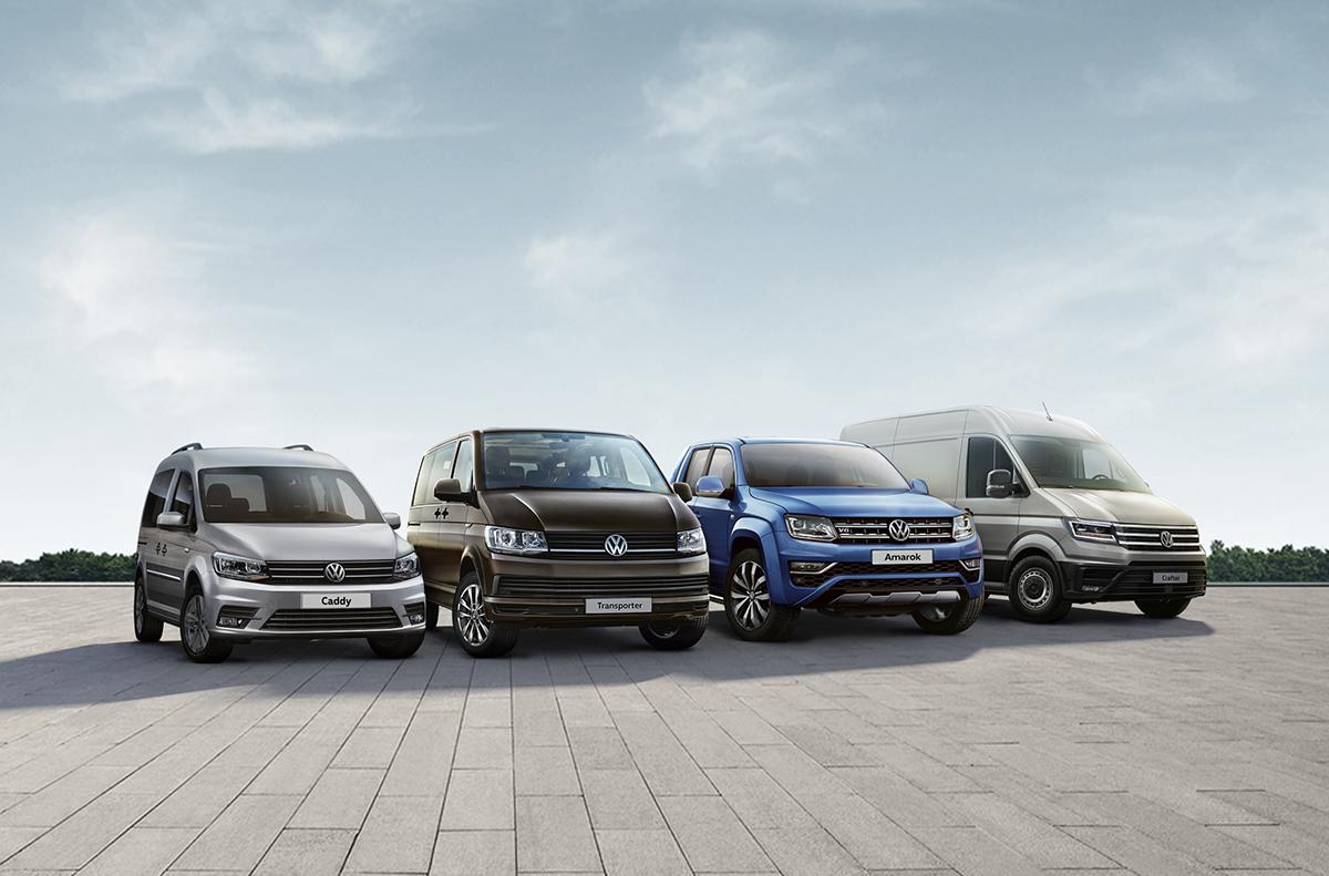 VW sıfır faiz ile herkesi ticari araç sahibi yapacak