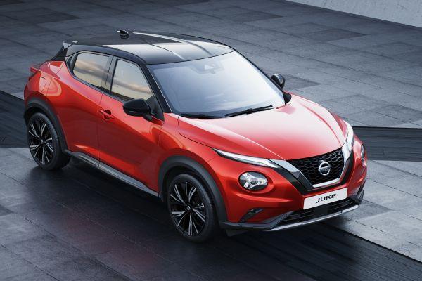 Nissan Juke 9 yıldan sonra tamamen yenilendi