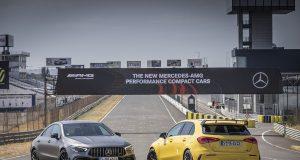 Mercedes AMG A45 S