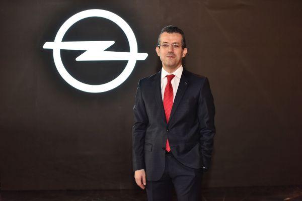 Opel Türkiye Genel Müdürü Alpagut Girgin