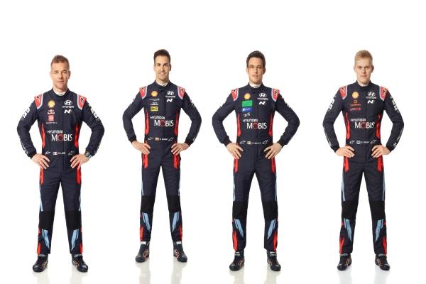 Hyundai Motorsport 2020 WRC sezonuna hazır