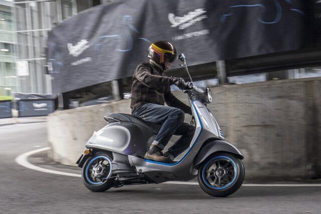 Piaggio Motobike İstanbul