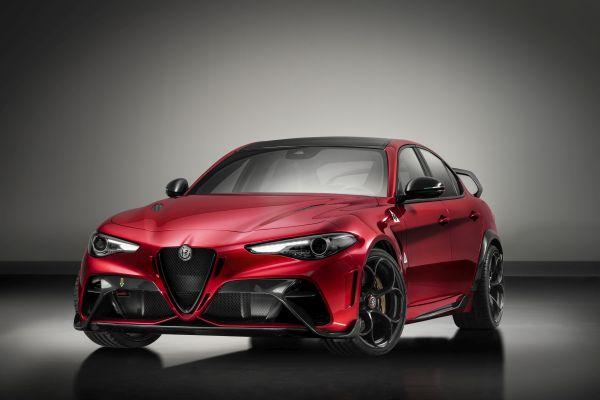 Allah'ım sana geliyorum! Naptın Alfa Romeo!