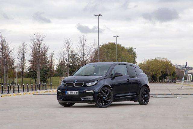 BMW i3s testi
