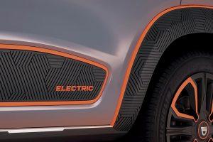 Elektrikli Dacia Spring