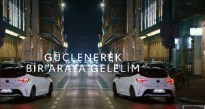 Toyota Türkiye evdekal