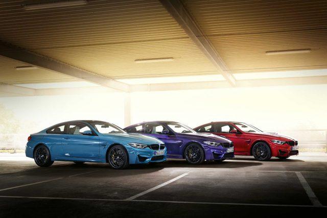 2021 model BMW M4