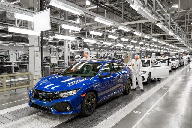 Honda üretime başlıyor