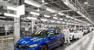 Honda üretime ara