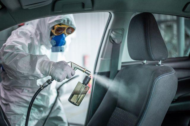 araç ozon temizliği