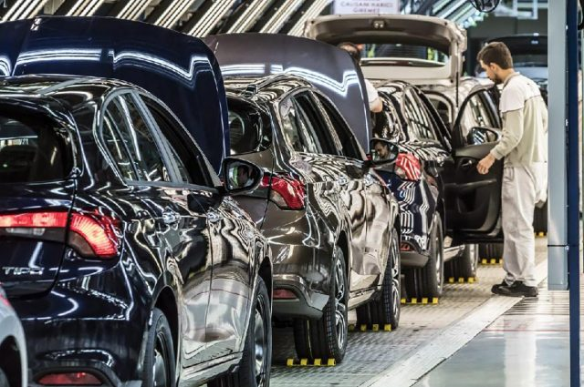 otomotiv ihracat 2020