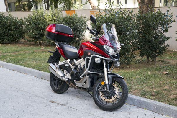 Vtec'li motosiklet olur mu? Honda VFR800X Crossrunner'ı test ettik