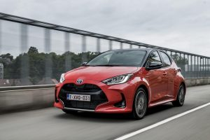 Yeni Toyota Yaris