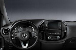 Yeni Mercedes Vito Tourer
