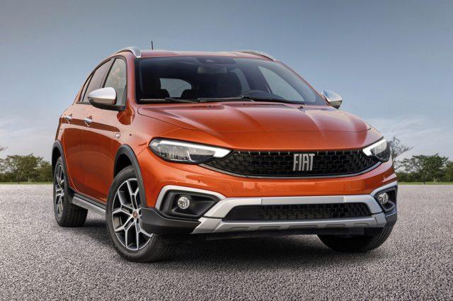 Fiat Egea Cross