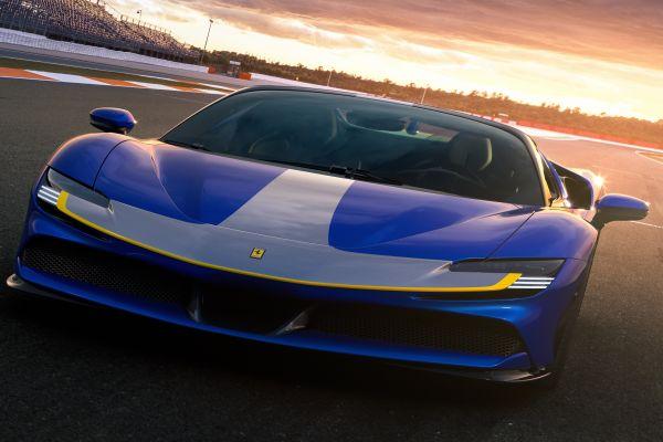 İlklerin Ferrari'si ülkemize de gelecek