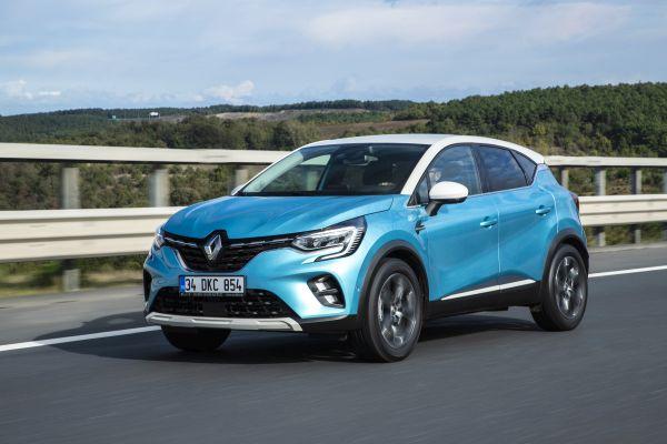 Yeni Renault Captur, 211.900 TL'den başlayan fiyatlarla satışa sunuldu