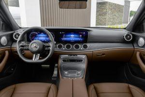 Mercedes E200 Test