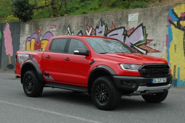 Bu Ford çok fena! Ford Ranger Raptor test konuğumuz