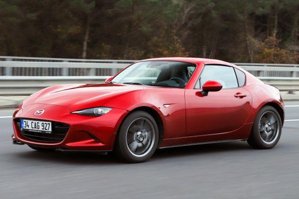 Sezonluk değil ömürlük roadster Mazda MX-5 RF'i kullandık