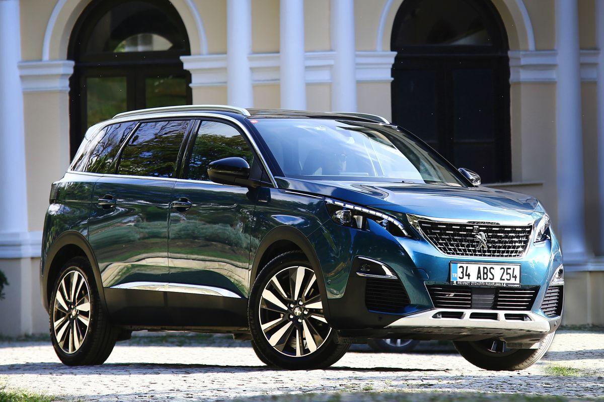 Kalabalık ailelerin favorisi Peugeot 5008 ikinci elde nasıl? Test ettik