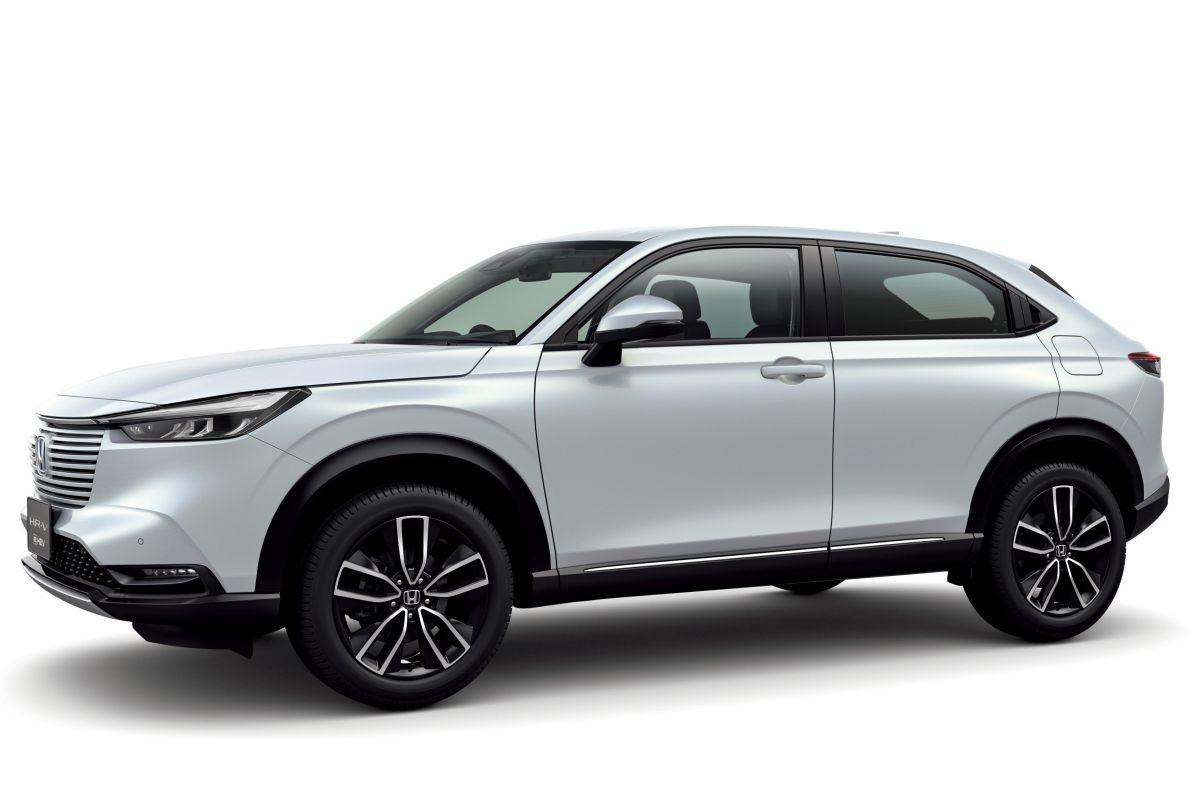 Yeni Honda HR-V bu yılın sonunda yollarda olacak