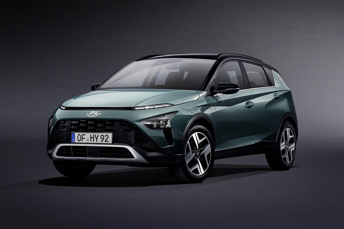 Hyundai'nin ülkemizde üreteceği model Bayon yüzünü gösterdi