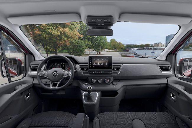 Yeni Renault trafic