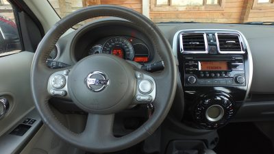 Nissan Micra ikinci el