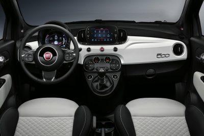 Fiat 500 Hibrit