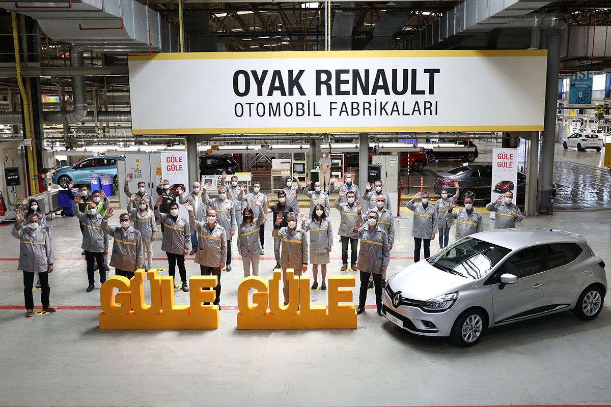 Bir devir daha kapandı; elveda Renault Clio 4