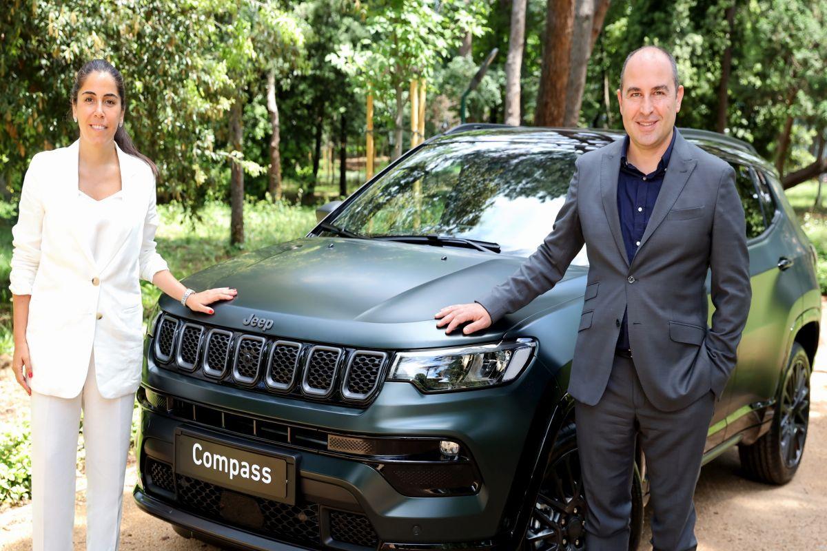 Yenilenen Jeep Compass 459 bin 900 TL'den Türkiye'de satışa sunuldu