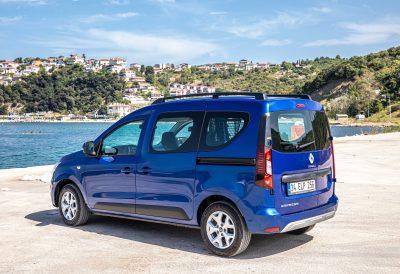 Yeni Renault Express Combi