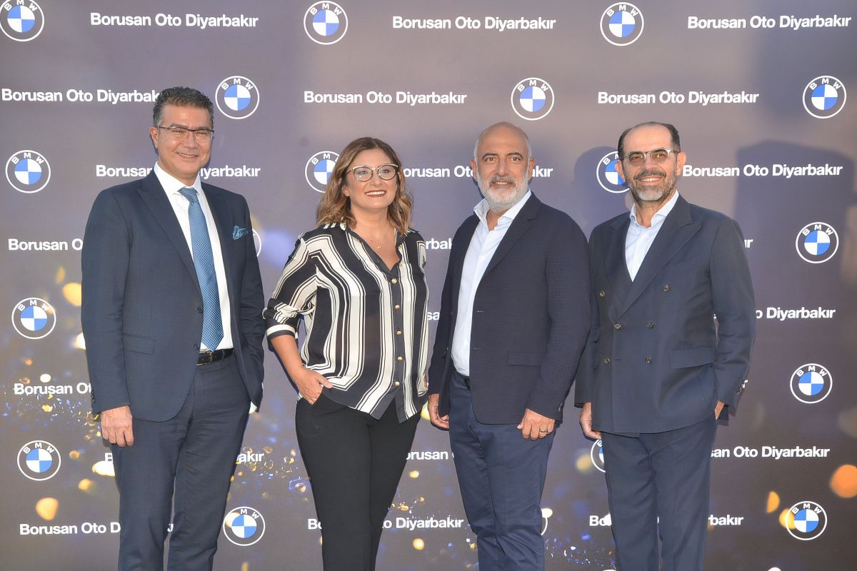 Diyarbakır yeni konsept tesisle BMW'ye doyacak